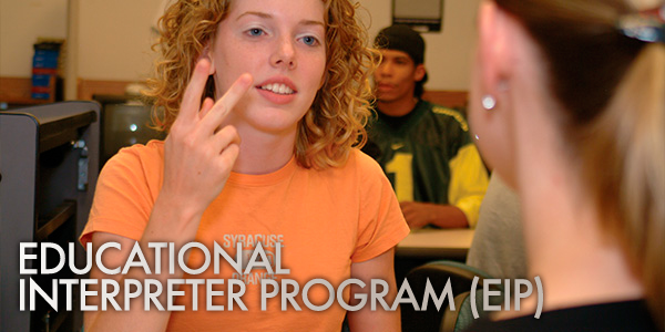 Educational Interpreter Program