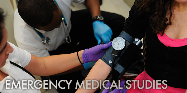 Emergency Medical Studies Certificate of Achievement